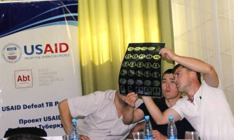 USAID Supports Expanding Outpatient Treatment of Tuberculosis in Jalal-Abad Oblast