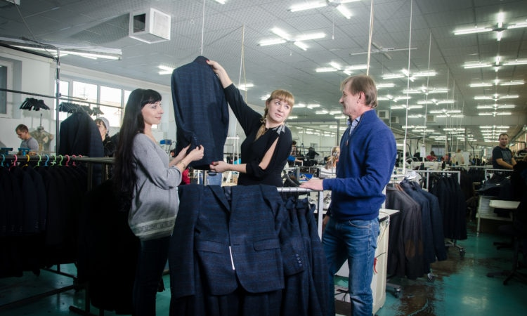 European Brands Seek Opportunities with Kyrgyz Apparel Manufacturers