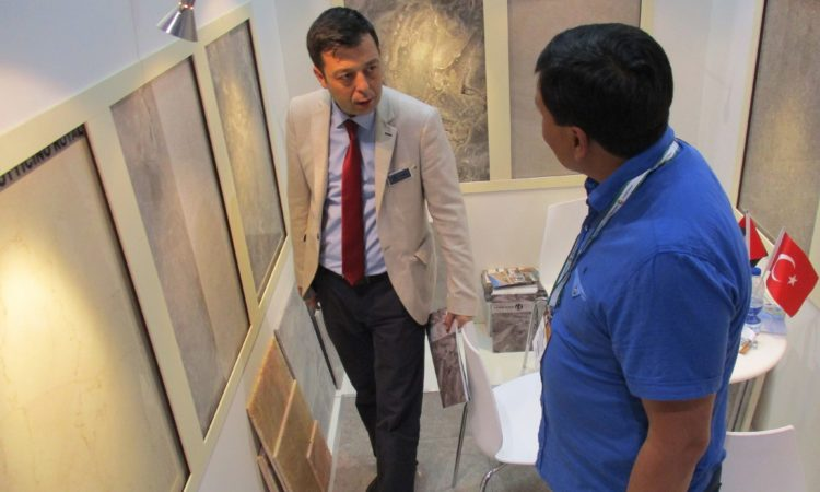 Promoting Sales of Kyrgyz Decorative Stone in International Markets