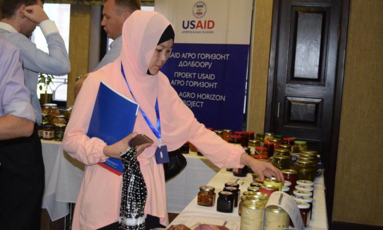 USAID Helps to Connect Kyrgyzstani Agricultural Producers with Buyers