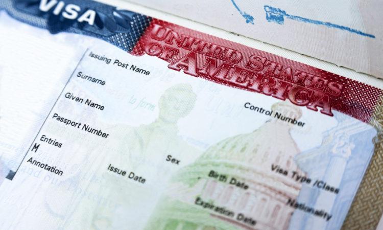 Иммиграционная виза