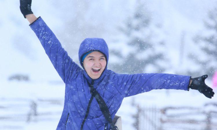 Фестиваль в Жыргалане открывает новый лыжный сезон