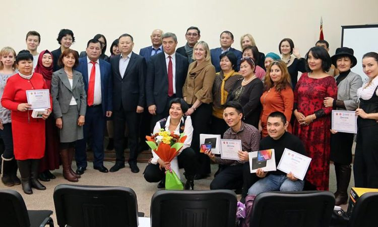 Ministry of Health and USAID Recognize Journalists for Outstanding Coverage of Tuberculosis Issues