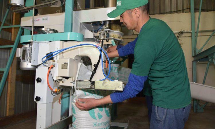 USAID и «Оазис Агро» открыли первый современный комбикорм завод в Оше1
